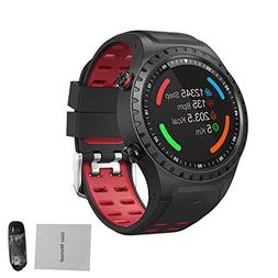 Laideyilan SMA-M1 GPS Sports Smart Watch  Multi-Sports Mode