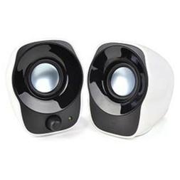Logitech Speaker System Z120 Multimedia Computer Stereo Spea