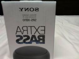 . Sony SRS-XB10 Portable Speaker System - Red or Black