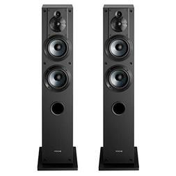 Sony 3-Way 4-Driver Floor-Standing Speaker System  - 3-Way F