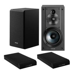 Sony SSCS5 3-Way 3-Driver Bookshelf Speaker System  with Iso