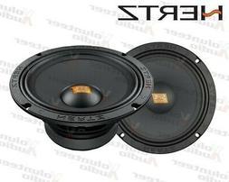 "HERTZ SV200.1 SPL Series Midrange 8"" 4 Ohm Speakers 500W Pea"