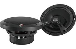 "Rockford Fosgate T1650 6.5"" 2-Way Full Range Euro Fit Compat"