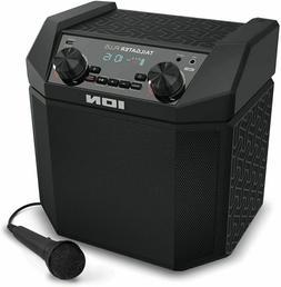 ION Audio Tailgater Plus | Wireless Rechargeable 50-Watt Por