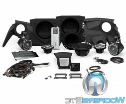 ROCKFORD FOSGATE X317-STAGE5 AUDIO KIT FOR SELECT CAN-AM MAV