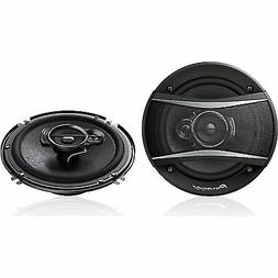 "PIONEER TS-A1676R A-Series 6.5"" 320-Watt 3-Way Speakers"