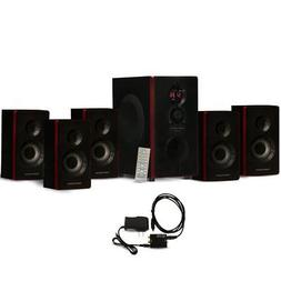 Theater Solutions TS516BT Home Theater Bluetooth 5.1 Speaker