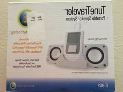 Innovative Technology Tune Traveler Portable Speaker System