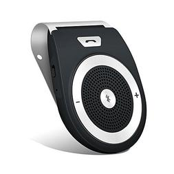 Upgraded Speaker Audio Receiver Sun Visor Music Player Adapt
