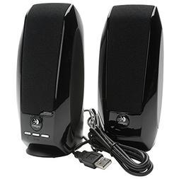 USB S-150 Digital Speakers Bla