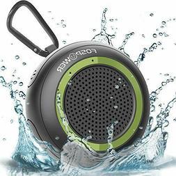 Waterproof Bluetooth Speaker IPX7, FosPower Outdoor Portable