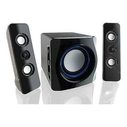 iLive Wireless Bluetooth 2.1 Speaker System with Subwoofer,