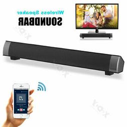 Wireless Bluetooth Sound Bar Speaker System 3D Surround TV H