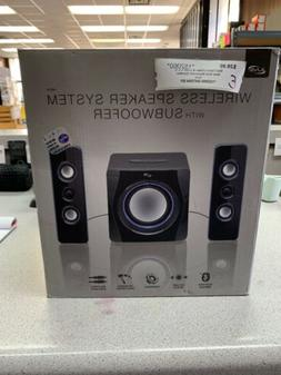iLive Wireless Speaker System With Subwoofer IHB23B 152060