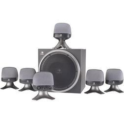 Logitech X620 6.1 Computer Speakers with Surround Sound