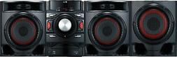 LG XBOOM CM4590 700W 2.1ch Bluetooth Mini Shelf Speaker Syst