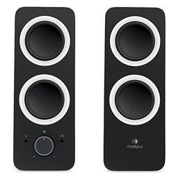 Logitech Z200 2-Piece 2 Channel Multimedia Speaker System, H