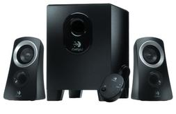 Logitech Z313 2.1 Channel Multimedia Computer Speaker System