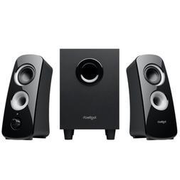 Logitech Z323 3-Part Speaker System with Subwoofer