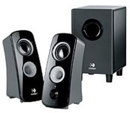 Logitech 980-000354 Z323 Speaker System with Subwoofer - 2.1