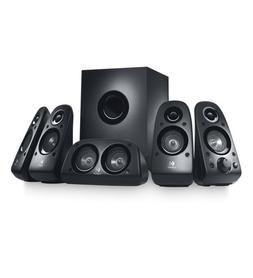 Logitech Z506 5.1 Speaker System - 20 kHz - 75 W RMS - 150 W