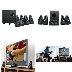 Logitech Z506 5.1 Surround Sound Home Theater Speaker System
