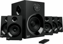 Logitech Z606 5.1 Surround Sound Speaker System with Bluetoo